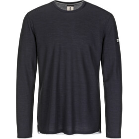 super.natural Piquet longsleeve Heren blauw